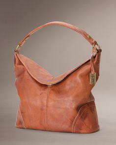 Leather Hobo Bags - Leather Hobo Handbags | The FRYE Company