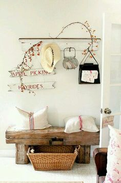 Always have loved the rustic look