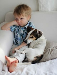 A boy & his Friend Crush Cul de Sac