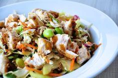Crunchy Asian Salad....