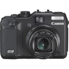 canon powershot g12, does this camera work really well?