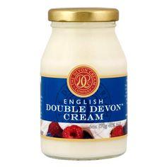 English Double Devon Cream http://www.englishteastore.com/dodecr6oz.html