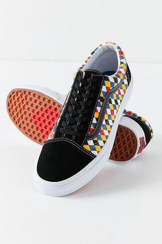 27a4f2d22a Urban Outfitters Vans X Uo Old Skool Playing Card Sneaker - W 6.5 M 5