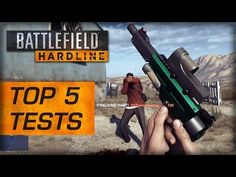Battlefield Hardline videos - utubevideos.co.uk Top 5 Things We Had to Test - Battlefield Hardline Length: 6:31 Rating Average: 4.5 from people On the last day of the Hardline Beta, we tested the limits of a riot shield, armored insert, stunt driver gadget, tracking dart, and grappling hook. http://videotube.ukwebsites.info/Battlefield%20Hardline/