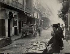 Chinatown, mid to late 1800s
