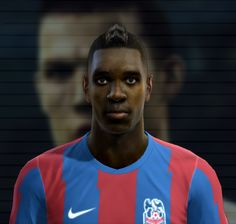 Zaha face for Pro Evolution Soccer 2012 Pro Evolution Soccer, Faces, Pes 2013, The Face, Face