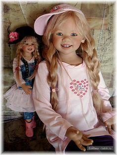 хими Reborn Child, Child Doll, Lifelike Dolls, Realistic Dolls, Bjd Dolls, Reborn Dolls, Lovely Dresses, Flower Girl Dresses, Porcelain Dolls For Sale