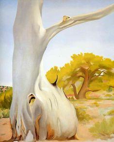 Georgia O'Keeffe ~ The Precisionist Movement, 1920 | Tutt'Art@ | Pittura * Scultura * Poesia * Musica |