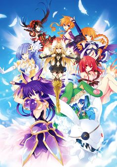 Date a Live tv poster image