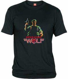 Camiseta Operation Wolf