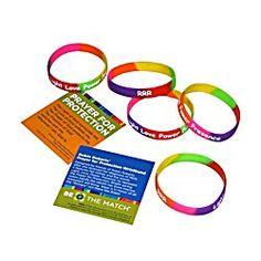 Robin Roberts Prayer for Protection Wristband