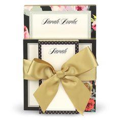 Black Grace Notepads