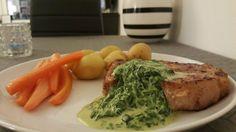 Opskrift: Lækker flødestuvet spinat ⋆ Magdalinda