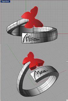 Miss Mia ring argento anello Miss mia gioielli www.miaatelier.it
