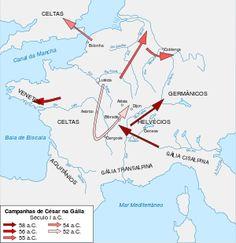 Caesar campaigns gaul