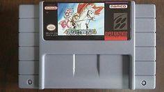 Tales of Phantasia English Translated SNES Super Nintendo Game | eBay