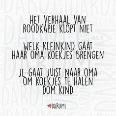 #darum #roodkapje