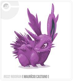 152 pokémons por 152 brasileiros | Complexo Geek