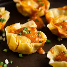 Chicken Satay Dumplings – Marion's Kitchen - Vegan Asian Chicken Wontons, Chicken Satay, Chicken Dumplings, Curry Paste, Kitchen Recipes, Cooking Recipes, Casserole Recipes, Chicken Casserole, Asian Recipes