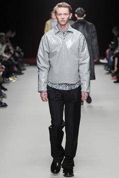 Kris Van Assche Fall 2014 Menswear Collection Slideshow on Style.com