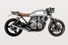 Kawasaki Zephyr 750 Cafe Racer by Barn Built Bikes #motorcycles #caferacer #motos | caferacerpasion.com                                                                                                                                                                                 Mehr