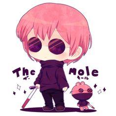 The Mole -HTF