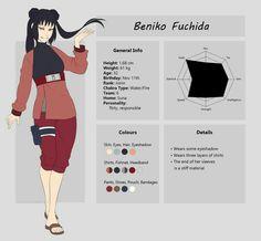 Sheet: Beniko Fuchida
