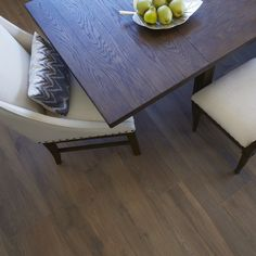 Aequa Castor Porcelain Wood Tile, Wood Look Tile, Outdoor Flooring, Kitchen Flooring, Tile Flooring, Home Kitchens, Brick, Living Spaces, New Homes