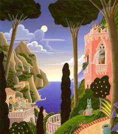 Thomas McKnight......my favorite artist!!!!!