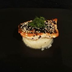 Sesame crusted john dory with wasabi cauliflower mash John Dory, Cauliflower Mash, Date Dinner, Camembert Cheese, Bae, Breakfast, Videos, Photos, Instagram
