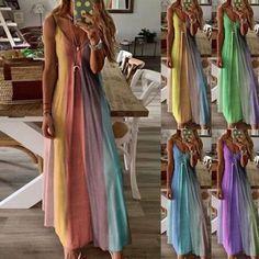 Elegant party dress may21 Plus Size Beach Dresses, Plus Dresses, Fall Dresses, Sexy Dresses, Loose Dresses, Sexy Maxi Dress, Halter Maxi Dresses, Boho Dress, Shirt Dress