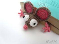 Resultado de imagen de bookmarker crochet