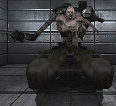 Sabaoth is the third boss in Doom He is encountered in the level Central Processing: Primary Server Bank in the CPU chamber. Human Base, Doom 3, Ammo Cans, Lord Of Hosts, Lost In Translation, Almost Always, Statue, Sculpture, Sculptures