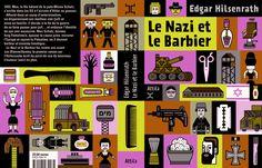 Le Nazi et le Barbier – Cover – Wagenbreth