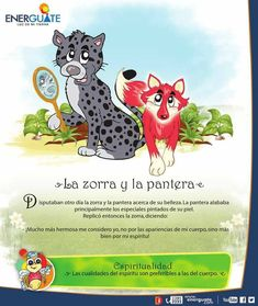 La zorra y la pantera ESPIRUTUALIDAD Trippy Wallpaper, 1st Birthdays, Retelling, Spanish Language, Kids Education, Story Time, Nonfiction, Kids Learning, Childrens Books