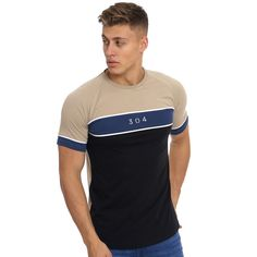 304 Clothing Idiom T-Shirt. We are official stockists of 304 Clothing. Polo Shirt Design, Sport T Shirt, Shirt Men, Mens Clothing Styles, Branded T Shirts, Casual Outfits, Casual Clothes, Kids Wear, Mens Fashion