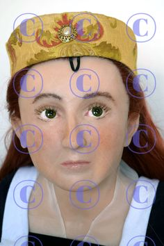 In connection with his research on Eleanor Talbot and the CF2 bones found  at the Norwich Carmel, John has commissioned facial reconstructions of the  CF2 skull. But he also decided to explore whether a facial reconstruction  could be commissioned of Eleanor Talbot's equally famous niece, Anne  Mowbray, Duchess of York and Norfolk.  Although Anne and Eleanor would never have met (because Anne was born four  years after Eleanor's death), Anne was the daughter of Eleanor's sister,  Elizabeth…