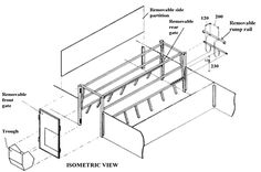 how to make a wooden farrowing crate Pig Showing, Pig Pen, Show Cattle, Mini Pig, Pig Farming, Pet Pigs, This Little Piggy, Pet Chickens, Farms Living