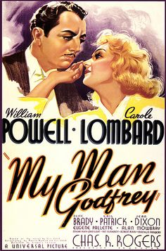 Irene: Stand still, Godfrey. It'll all be over in a minute. Classic. (1936)