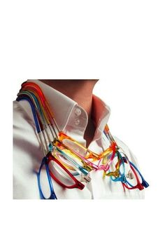 3dddef40b60 Italian design unisex reading glasses. wear around the neck
