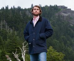 Southern Marsh Collection — Station Canvas Jacket by Southern Marsh
