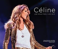 Une Seule Fois:   Limited three disc (two CD + NTSC/Region 0 DVD) pressing. 2014 French-only live album from the international superstar. UN SEULE FOIS was recorded live in November and December 2013 at her performances in Quebec, Antwerp and Paris. Dion first gained international recognition in the 1980s by winning both the 1982 Yamaha World Popular Song Festival and the 1988 Eurovision Song Contest where she represented Switzerland. Following a series of French albums in the early 19...