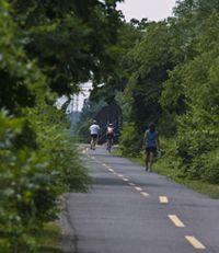 Biking/jogging trails in Northern Virginia area