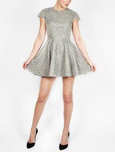 Sphinx Mini Dress