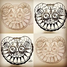Still sketching... more Abnormalz... This one looks so sad but is just sooo cute at the same time! 🍩🍭🎪 . . . #abnormalz #abnormalzsosweetz #creepy #strange #toyart #darkart #macabre #handmadeinaustralia #circus #freakshow #fantasy #bespoke #welovecollect #instagramart #magic #beautifulbizzare #artoninstagram #polymerclay #artistic_share #toys #handmadetoys #art #scifi #artoftheday #instacool #etsyseller #instadaily #instagood #instashare #etsy Vintage Circus, Clowns, Macabre, Handmade Toys, Dark Art, Art Day, Sketching, Art Dolls, Bespoke