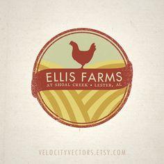 Ellis Farms Logo Idees Design Graphique Conception De Lentreprise Cartes