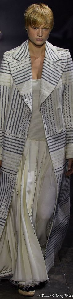 Gabriela Hearst, Spring Fashion, Runway, Spring Style, Fashion Spring, Cat Walk, Walkway, Spring Couture
