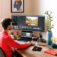 It's time to post his setup once again. Rate from 1 to 💥 Credi It's time to post his setup once again. Rate from 1 to 💥 Credi Home Office Setup, Office Workspace, Home Office Design, Office Ideas, Computer Desk Setup, Gaming Room Setup, Pc Setup, Computer Desk Organization, Gaming Rooms