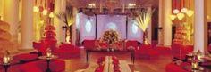 decoração festa 15 anos vermelho dourado luxo