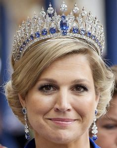 Queen Maxima of the Netherlands                              …